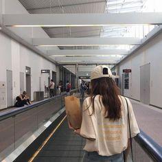 airport fashion ulzzang girl 얼짱 coffee milk tea cream beige aesthetic soft minimalistic light korean kawaii grunge cute kpop pretty photography art artistic ethereal g e o r g i a n a : e t h e r e a l