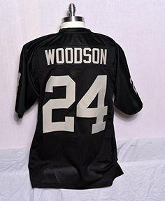 Chalres Woodson Black Oakland Raiders Men's Unsigned Custom Football Jersey Throwback Jersey - http://footballjerseys.nationalsales.com/chalres-woodson-black-oakland-raiders-mens-unsigned-custom-football-jersey-throwback-jersey/