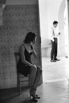 Buongiorno… Ferdinando Scianna /Magnum photos Camporeale-Sicily Advertising for Tenuta Rapital/2003