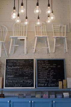 Little Building Cafe-Starkville, Mississippi