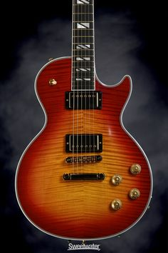 Gibson Les Paul Supreme - Someday I'd like a Les Paul like this