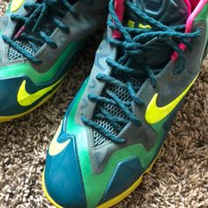 4ed20718ac498 14 Best LeBron James Nike shoes images