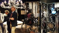 Seguso at Salone del Mobile 2016 - Milan Furniture Fair
