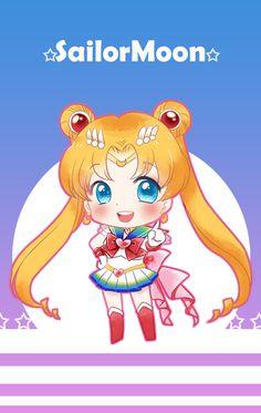 Serena-Sailor Moon