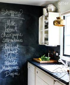 Tampilan Kreatif Baru Untuk Dapur Mungil