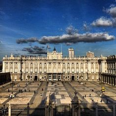 Photo taken at Palacio Real de Madrid by Rodrigo J. on 6/2/2013
