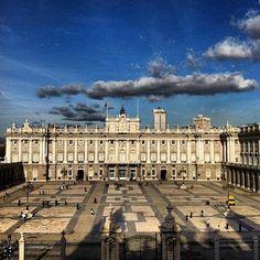 Palacio Real de Madrid - Palacio - Madrid