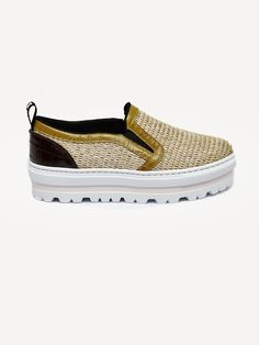 MSGM , Croco Slip On Wedge Sneaker  #footwear #sneaker #shoes #msgm #shopigo #shopigono17 #ss16 #conceptstore #onlinestore #onlineshopping #buyonline #onlineconceptstore #womensfashion #womensstyle fashion  #streetstyle #streetfashion #streetwear #readytowear #womenswear