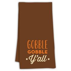 Gobble Y'all Kitchen Towel