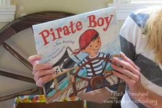 Sailing across the deep blue sea    Teach Preschool