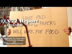Hope Fades Away As The Economy Continues To Collapse - Episode 775a - YouTube
