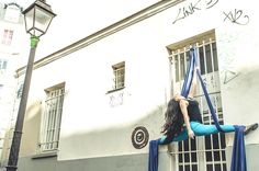 Lana Borges | Aerial silks