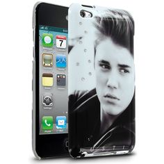 Cellairis by Justin Bieber Close Up Case for Apple iPod Touch 4--- I need to find this