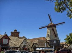 Tucked away in Santa Barbara County, Solvang is a village that wasfounded by Danish-Americans in 1911. It's home to many Danish cafes and restaurants. Also, it's the place wherePaul Giamatti refused to drink Merlot inSideways.