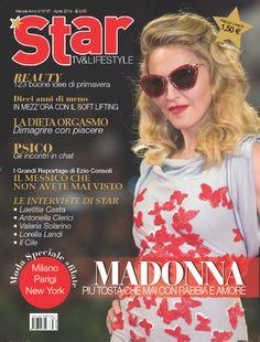 LA NUOVA COPERTINA DEL N° 67 DI APRILE 2014