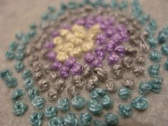 french knots! | by the workroom
