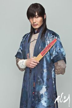 Faith, The Great Doctor ♥ Philip Lee as Jang Bin the royal doctor #Kdrama 2012