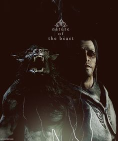 MY HUSBAND FARKAS! BOTH WEREWOLVES! We adopted lucia