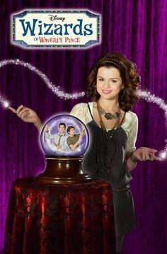 Wizards Of Waverly Place-Disney Channel. Old Disney Channel Shows, Disney Shows, Alex Russo, Selena Gomez Movies, Jennifer Stone, Joey Lawrence, Wizards Of Waverly Place, Great Tv Shows, The Conjuring