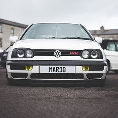 Helpful Golf Tips That Make You Better. Photo by D-Stanley Not sure what golf is all about? Golf Mk3, Vw Golf Vr6, Volkswagen Golf Mk1, Vw Mk1, Jetta Vr6, Gti Vr6, Wheels, Wallpapers, Golf Tattoo