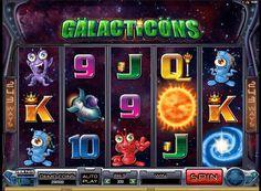 Игровой автомат Галактиконс