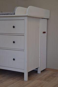 Blende Für Die Lücke Hinter Der Wickelkommode Childrens Furniture