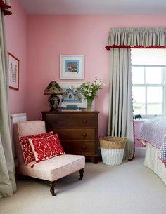 North Farm, Rita Konig's farmhouse in County Durham Decor, Cheap Beach Decor, Cheap Home Decor, Home Remodeling, Interior, French Home Decor, Home Decor, Colorful Interiors, House Interior