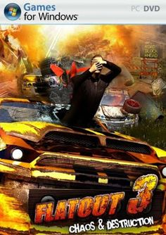 Flatout 3: Chaos & Destruction Full Version