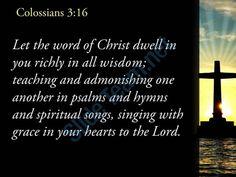 0514 colossians 316 all wisdom through psalms powerpoint church sermon Slide05http://www.slideteam.net