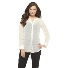 Target Clipspot blouse
