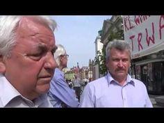 Lawina: KL Warschau, wystawa, omówienie, Obóz Zagłady w centrum Warszawy