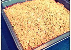 Prairie Spruce Haskap Berry Crumble Cake