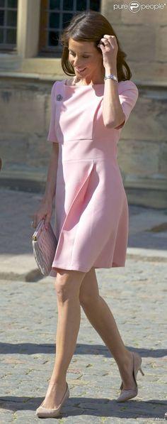 Princesse Marie, diamond brooch and silver watch