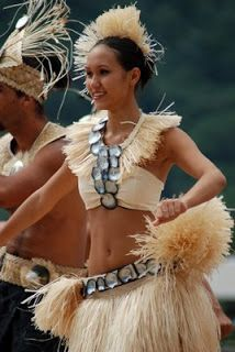 TNT in the Lone Star State: Tahitian Costume