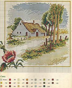 -Cottage  Seasons summer 3 of 4