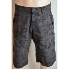 Tom Tailor pánské šortky šedé 38 Parachute Pants, Denim Shorts, Fashion, Moda, Fashion Styles, Fashion Illustrations, Jean Shorts