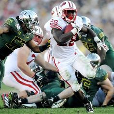 Wisconsin RB Montee Ball Attacked, Hospitilized