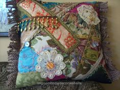 Perfect Bohemian Gypsy Hippie Home Decor Ethnic Crazy Quilt Beaded Cushion …1500 x 1124438.7KBwww.et…  The post  Bohemian Gypsy Hippie Home Decor Ethnic Crazy Quilt Beaded Cushion …1500 x 112…  ..