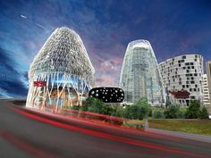 Will Alsop hopes to breathe life into industrial west London wasteland with mixed-use complex