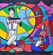 Online Store, Sports Artwork of Glen Shear