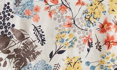 Anthropologie Home Rosie Floral Tablecloth #Sponsored , #Affiliate, #Home#Anthropologie#Rosie Decor, Cheap Wall Decor, Printed Shower Curtain, Prints, Shower Curtain