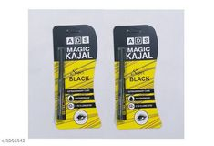 Eyes ADS Eye Care 12 Hr Waterproof Kajal Pencil Black (Pack Of 2) Product Name: ADS Magic Kajal Yellow ( Pack Of 2 ) Brand Name: ADS Product Type: Kajal  Capacity: 0.35 gm Package Contains: It Has 2 Pack  Kajal Country of Origin: India Sizes Available: Free Size *Proof of Safe Delivery! Click to know on Safety Standards of Delivery Partners- https://ltl.sh/y_nZrAV3  Catalog Rating: ★3.9 (2966)  Catalog Name: Free Gift Ads Eye Care 12 Hr Waterproof Kajal Pencil Black Vol 5 CatalogID_441461 C51-SC1242 Code: 701-3206842-
