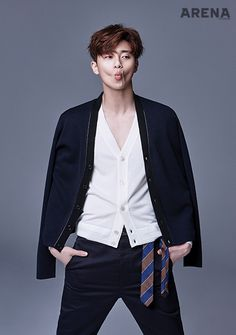 Park Seo Joon - Arena Homme+ Magazine March Issue... - Korean Magazine Lovers