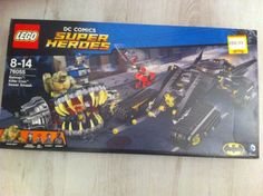 Lego #76055 super heroes batman killer croc #sewer smash #construction set,  View more on the LINK: 	http://www.zeppy.io/product/gb/2/232163018267/