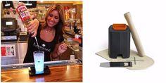 Bar Lot 2 BARMAN Wireless Cocktail Mixology NRFB  Bonus Neat Ice Cube Mold Set #Barman