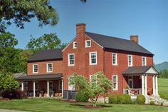 11 Dreamy Farmhouses for Sale - Historic Homes for Sale - Country Living Raphine, Virginia