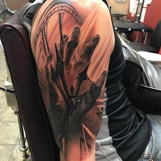 1,644 vind-ik-leuks, 2 reacties - TattooSnob (@tattoosnob) op Instagram: 'Searching For Light Throughout A Lifetime by @meganjeanmorris in Wallingford, Connecticut.…'