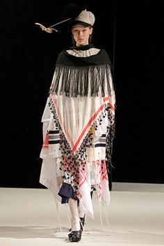 Miguel Adrover Fall 2012 RTW