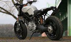 Ducati Monster 1000 Scrambler