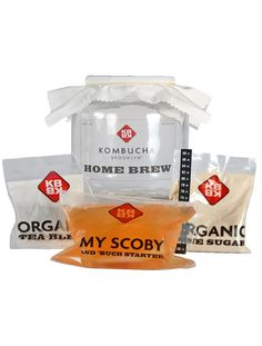 Kombucha Basic Kit